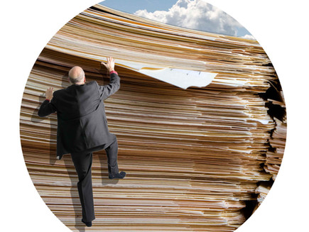 7 Reasons to Digitize Your Paper Documents