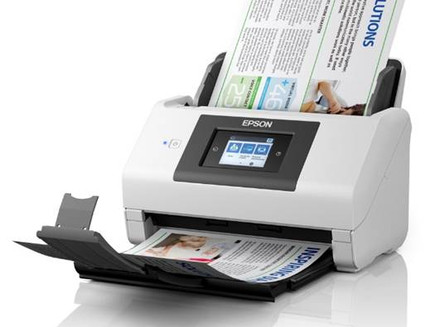 Epson announces a new NETWORK scanner