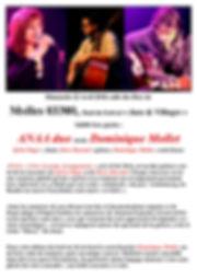 concert AMCT Molles 2018 jazz et village