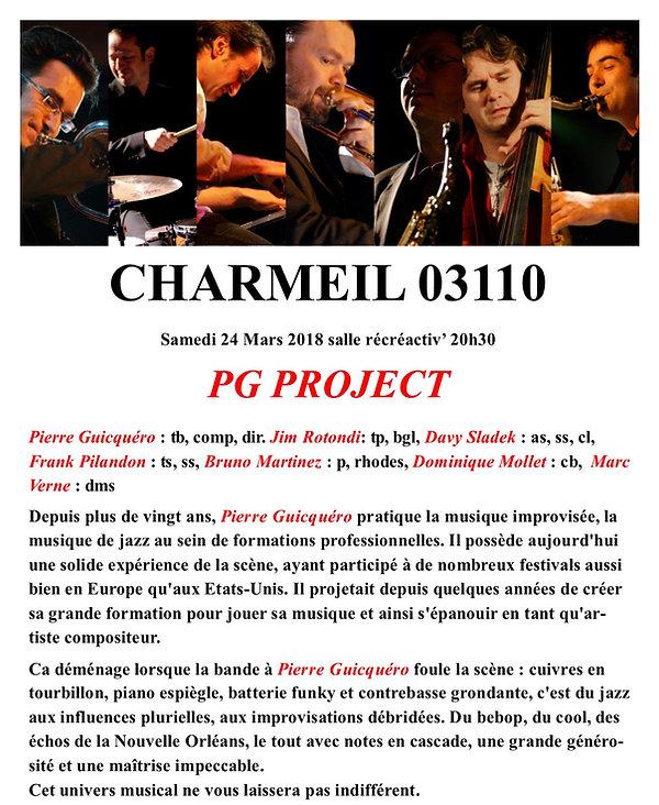concert AMCT Charmeil 2018 jazz et village