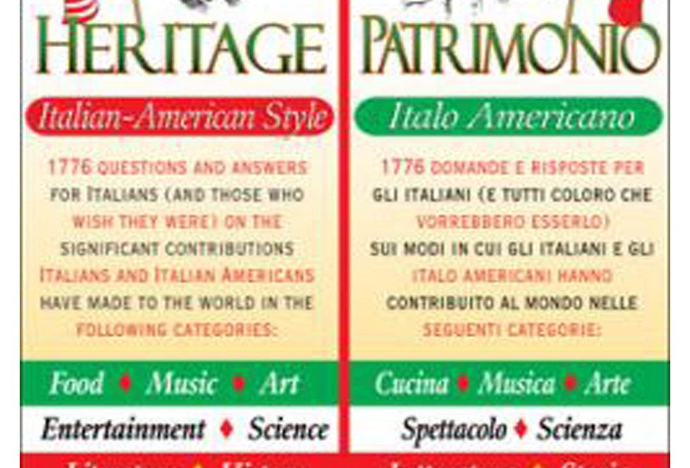 Heritage Italian-American Style