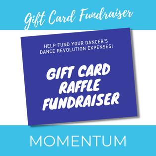 Gift Card Fundraiser