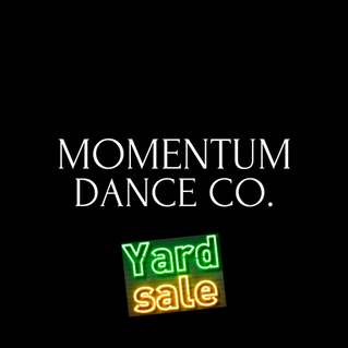 Maranatha Dance Yard Sale