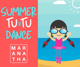 Summer Dance starts July 23