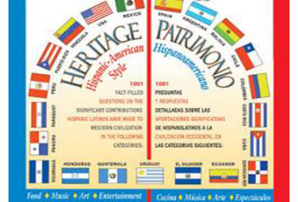 Heritage Hispanic-American Style