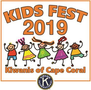 Outreach at Kiwanis KidsFest
