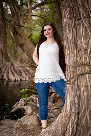 SENIOR SPOTLIGHT - Gracie