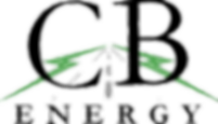 CB Energy Logo.  CB Energy, your Resiential, Commercial and Utility/Solar Farm PV Solar Specialist.