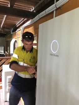Sonnen Battery Installation
