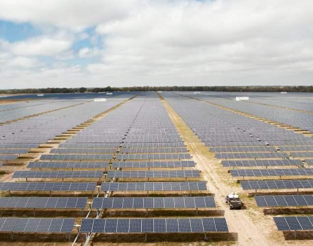 Utility Scale Solar