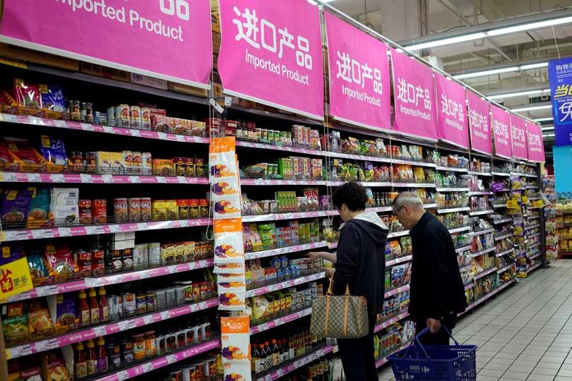 importacion productos exportacion consumo internacional