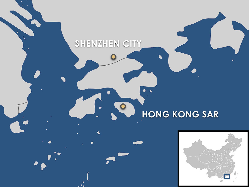 ciudades tecnologia shenzhen hong kong china economia desarrollo