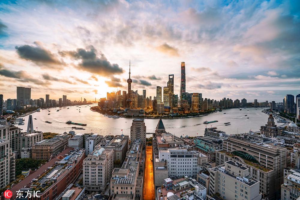 china ciudades financieras economia comercio negocios extranjeros inversion