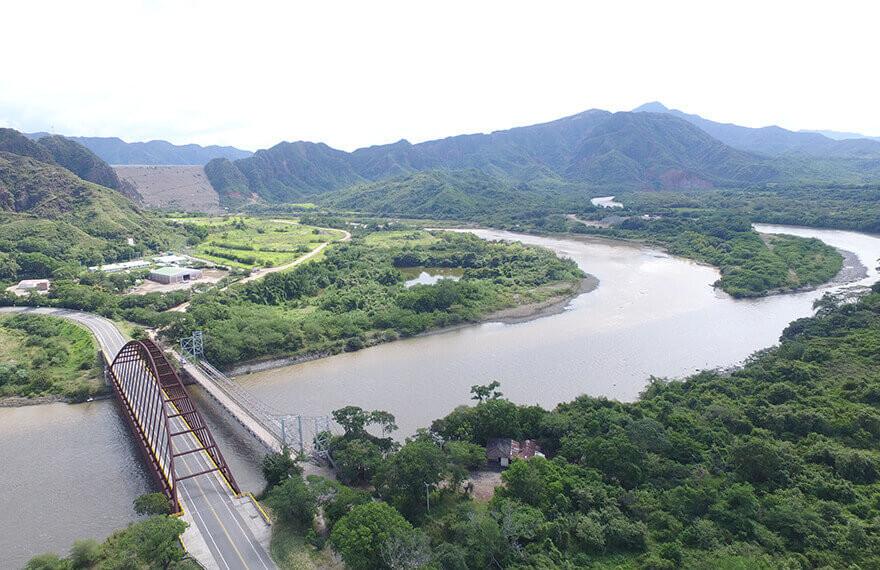 rio magdalena colombia transporte maritimo carga importacion exportacion comercio contenedores