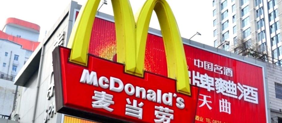 McDonald's China vincula su programa de lealtad a la aplicación de ELE.ME