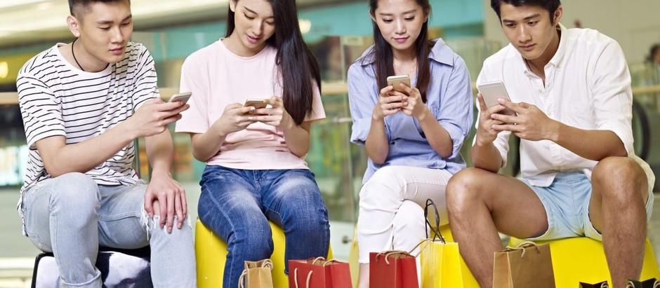 China es un líder mundial en el comercio electrónico. Innovación en New Retail: eMarketer