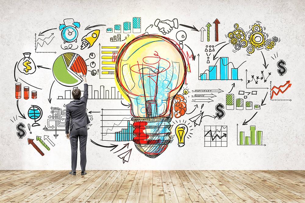 incubadoras empresas emprendimientos negocios desarrollo crecer ideas trabajo
