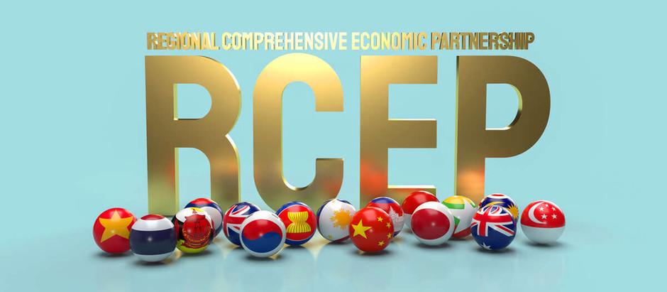 RCEP: Los países de Asia y el Pacífico forman el bloque comercial más grande del mundo