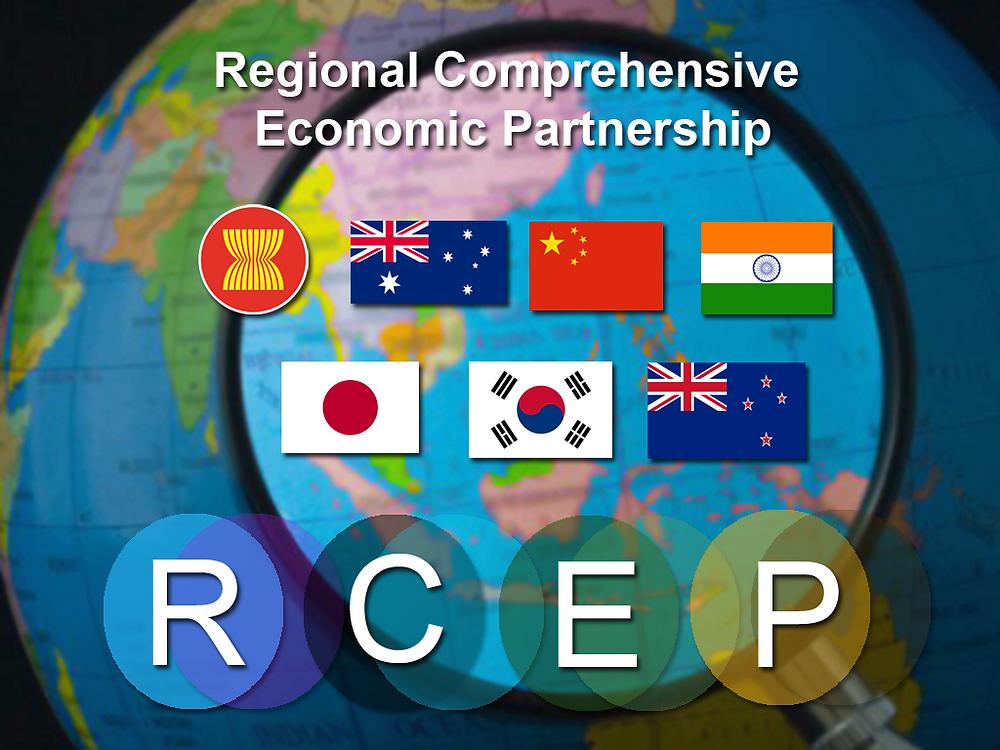 rcep acuerdo comercial libre comercio china japon india australia intercambio