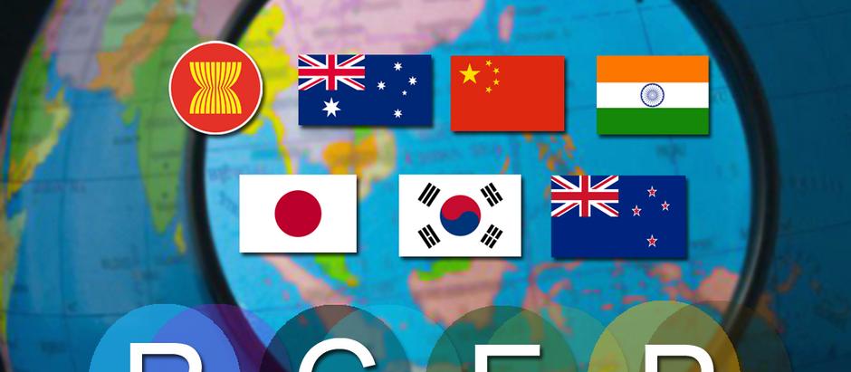 ¿Conoces qué es la Asociación Económica Integral Regional (RCEP)?