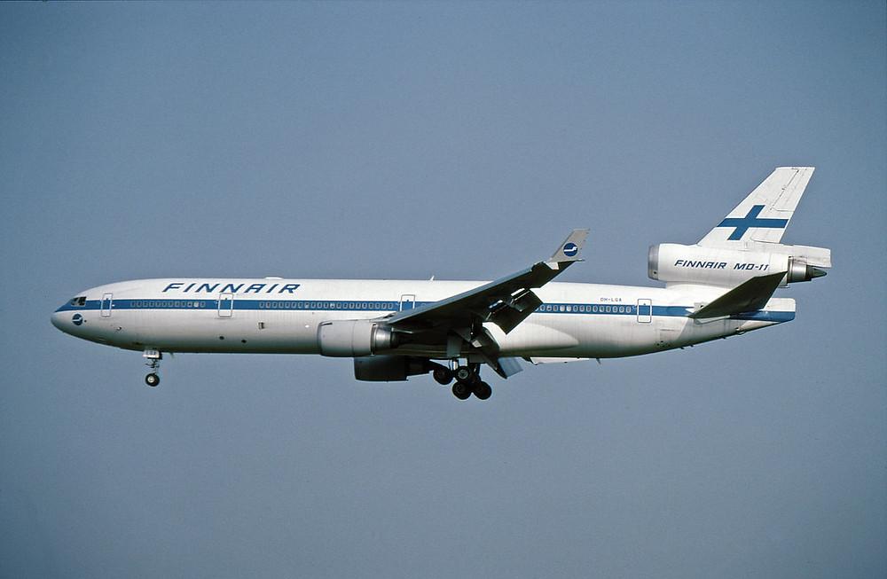 avion importacion exportacion envio aereo md-11 carga carguero