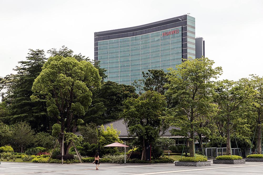 china shenzhen tecnologia sede huawei economia desarrollo