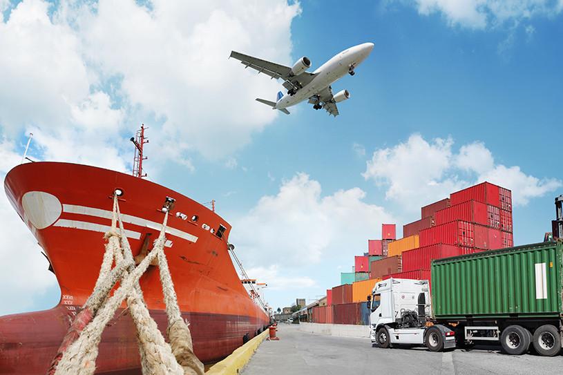 carga transporte tipo aereo maritimo ferroviario camion automovil carro contenedor