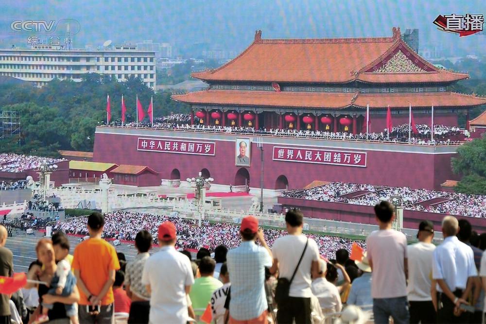 china celebra 70 años aniversario desfile militar comunismo