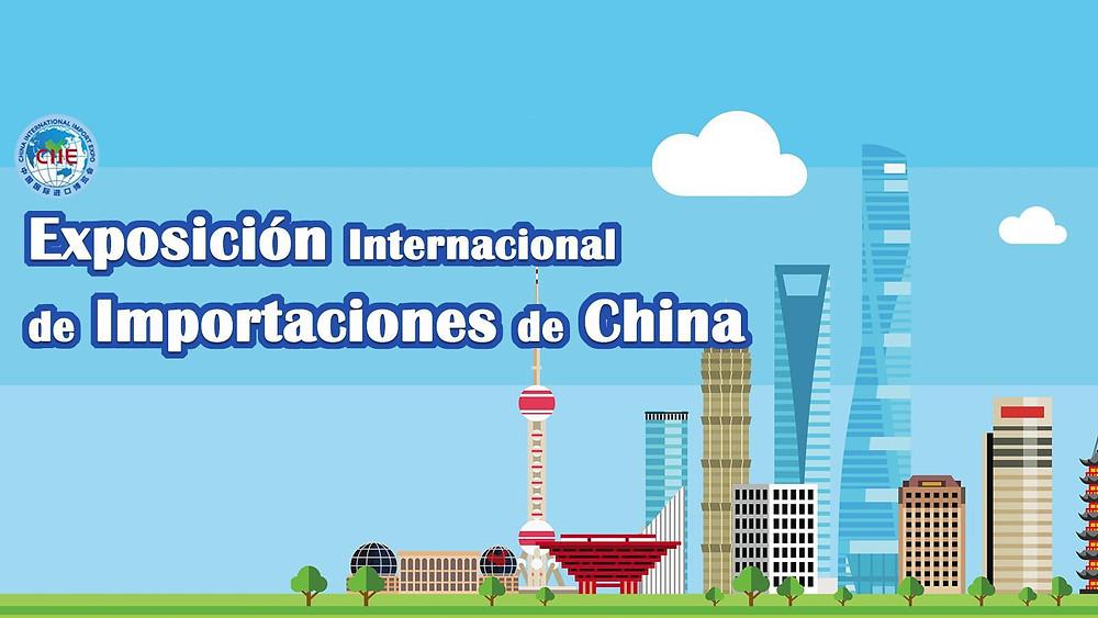 exposicion importaciones china internacional avo avocommerce comercio mundial covid covid19 coronavitus pandemia