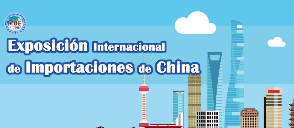 Preparativos para la exposición de importaciones de China ya están en marcha