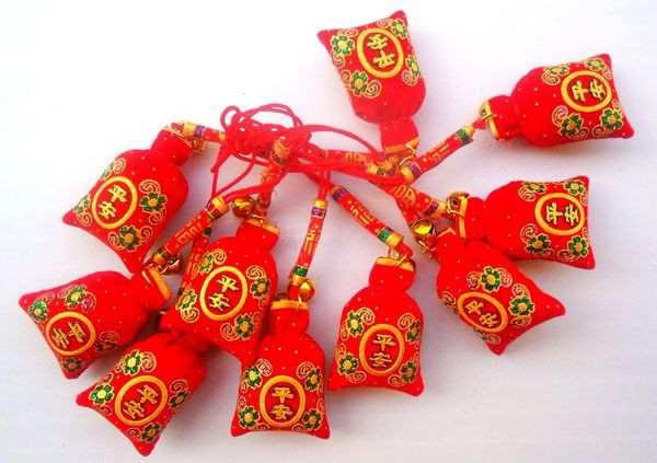 bolsas perfumadas aromaticas buean suerte festival bote dragon china supersticion