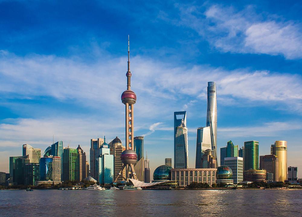 shanghai ciudad importar comprar productos manufacturera china