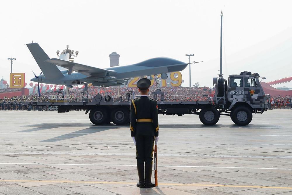 china celebra desfile militar aniversario comunismo 70 años