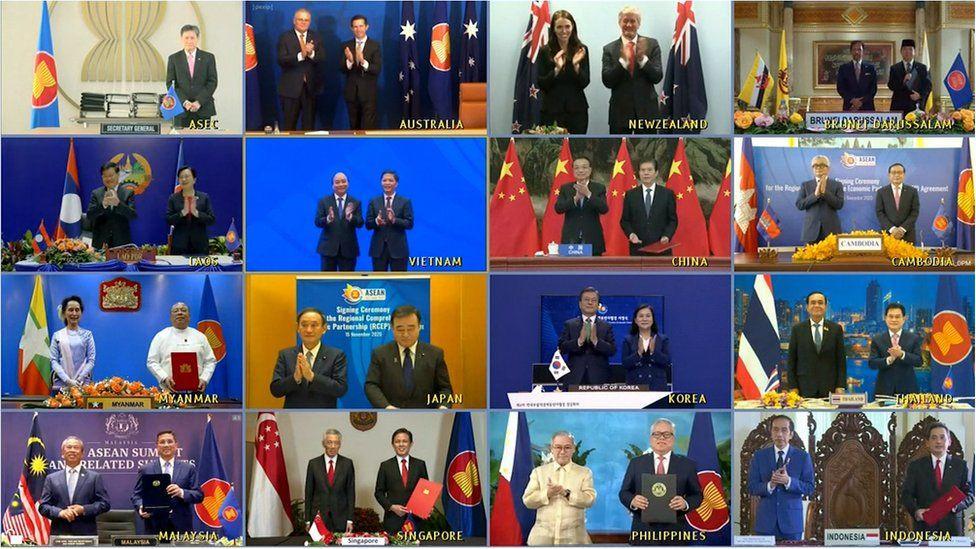 rcep china australia nueva zelanda acuerdo comercial japon corea vietnam asociacion integral regional comercial comercio internacional aranceles trato acuerdo pacifico