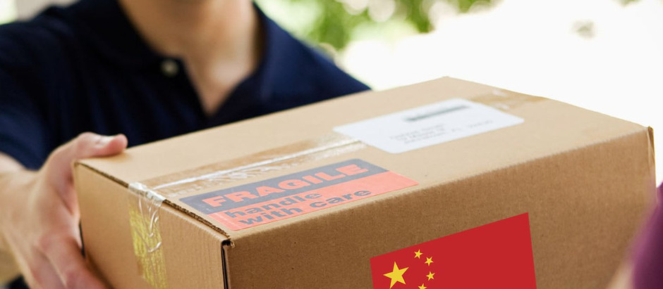 ¿Conoces la tendencia de los envíos desde China?
