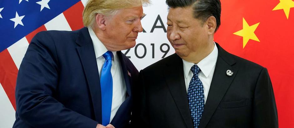 Causas de la guerra comercial entre China y EEUU