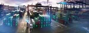 tecnologia portuaria puerto comercio internacional trafico importacion exportacion