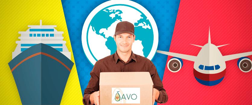 envios envio avo avocommerce china venezuela importar exportar importacion exportacion comercio electronico internacional