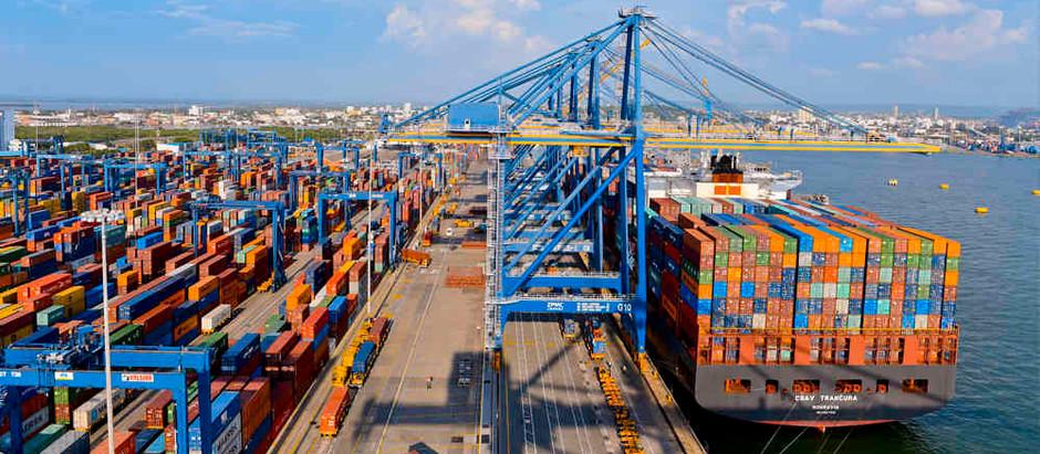 Por qué es tres veces más barato mandar un contenedor de Colombia a China que dentro de Colombia