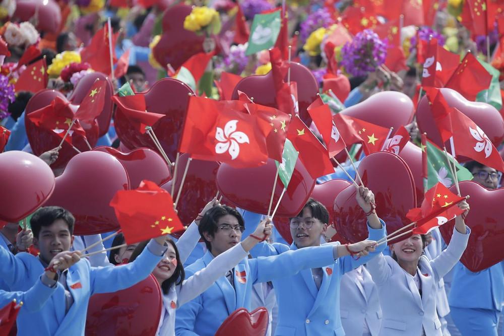 china celebra desfile militar 70 años aniversario comunismo