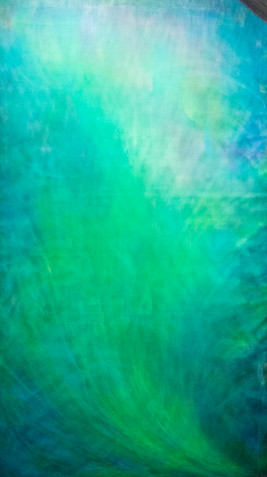 IDEA EARTH Green aura 観想地球グリーンオーラ