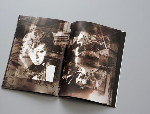 フォトブック「光と影のソフィア」 西村陽一郎