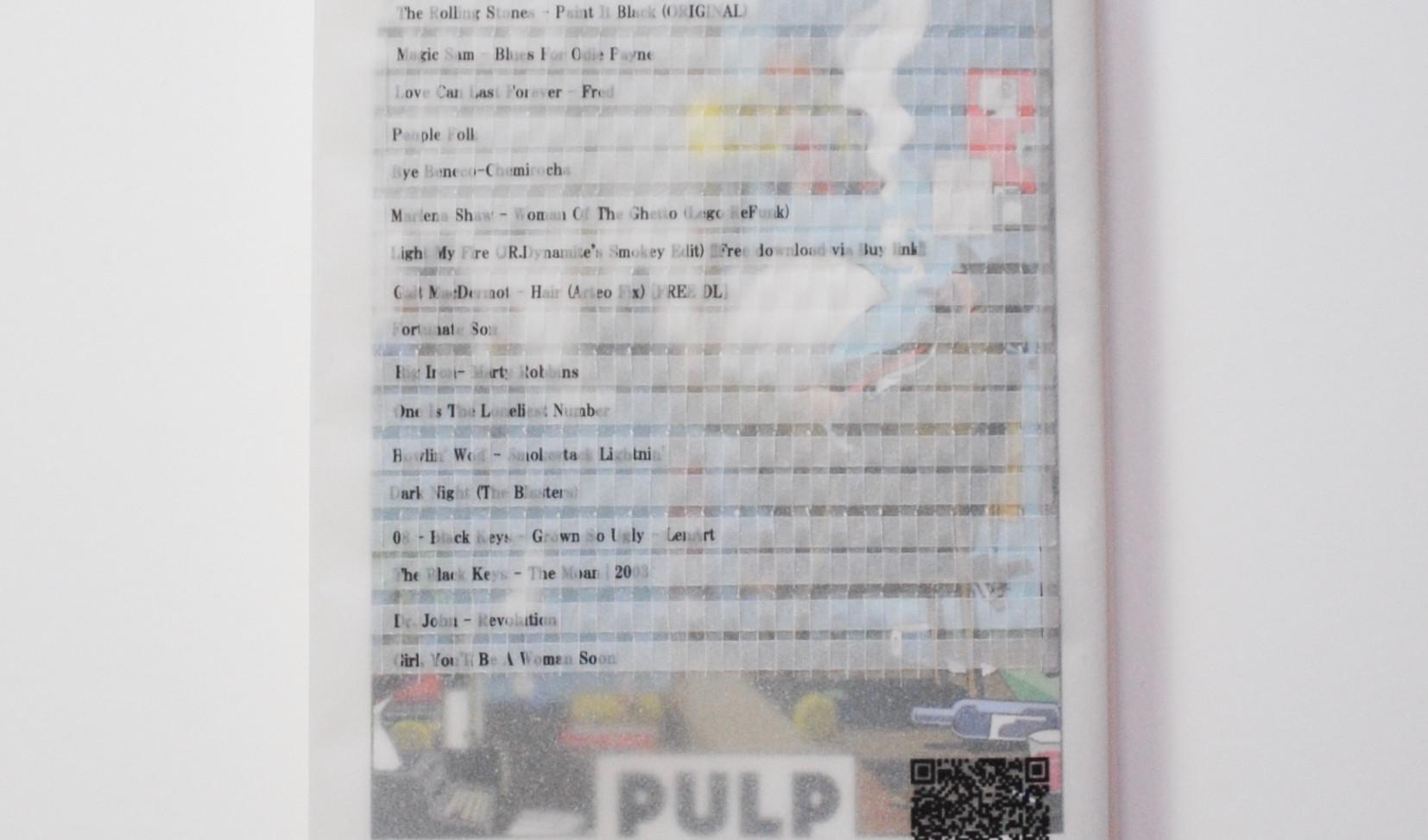 パルプのためのプレイリスト   cobird / コバード