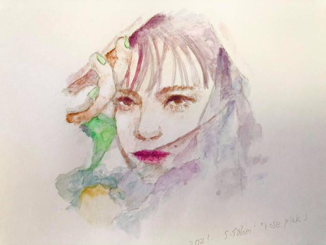 杉田陽平|rose pink