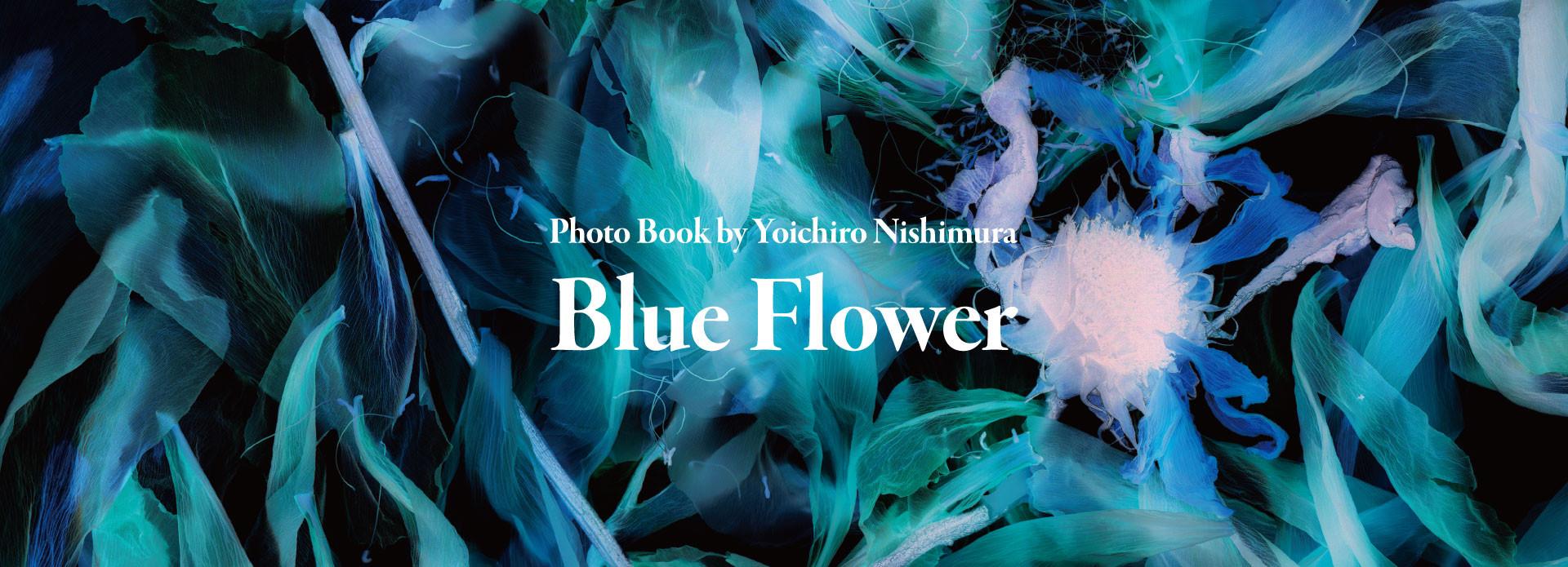 Blue Flower | Yoichiro Nishimura