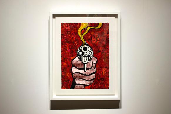MMNT-MR -Red Gun-