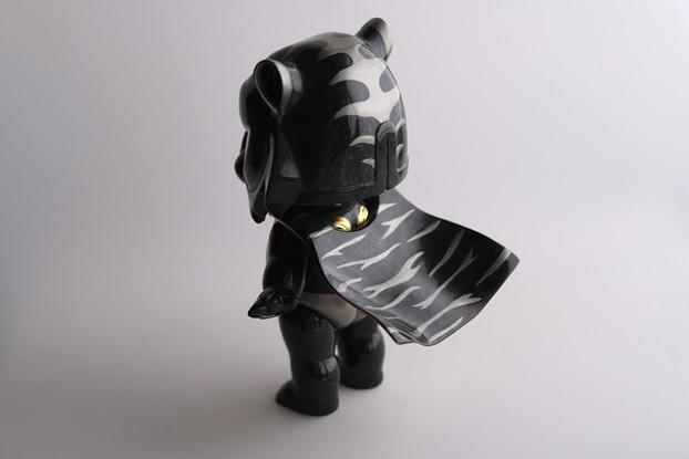 Desire to be a Hero [ Black Tiger ]