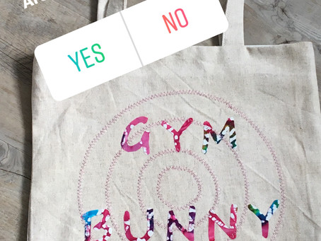 Are you a Gym Bunny?