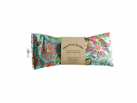 lavender yoga eye pillow