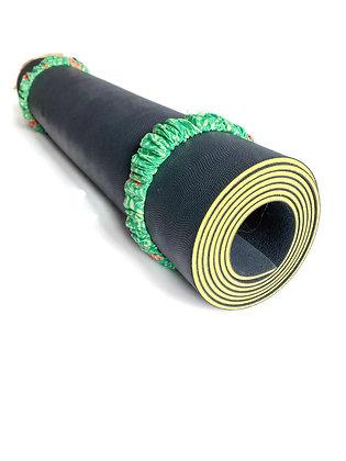 yoga mat scrunchie